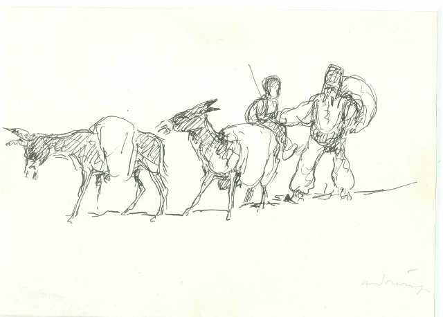 karl-drerup-drawing-33-untitled-pen-and-ink-drawing-20cm-x-14cm