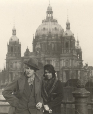 Karl Drerup and Lisbeth Steffens, Berlin 1930